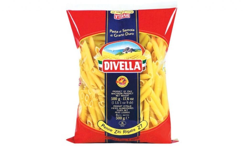 Pasta di semola divella 1 kg for Cucinare 1 kg di pasta